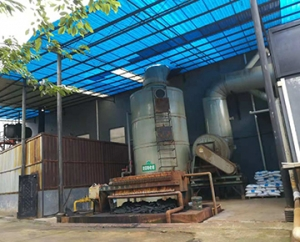 南川方略项目废气处理
