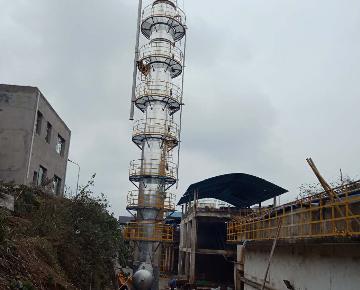 高浓度氨氮废水吹脱塔